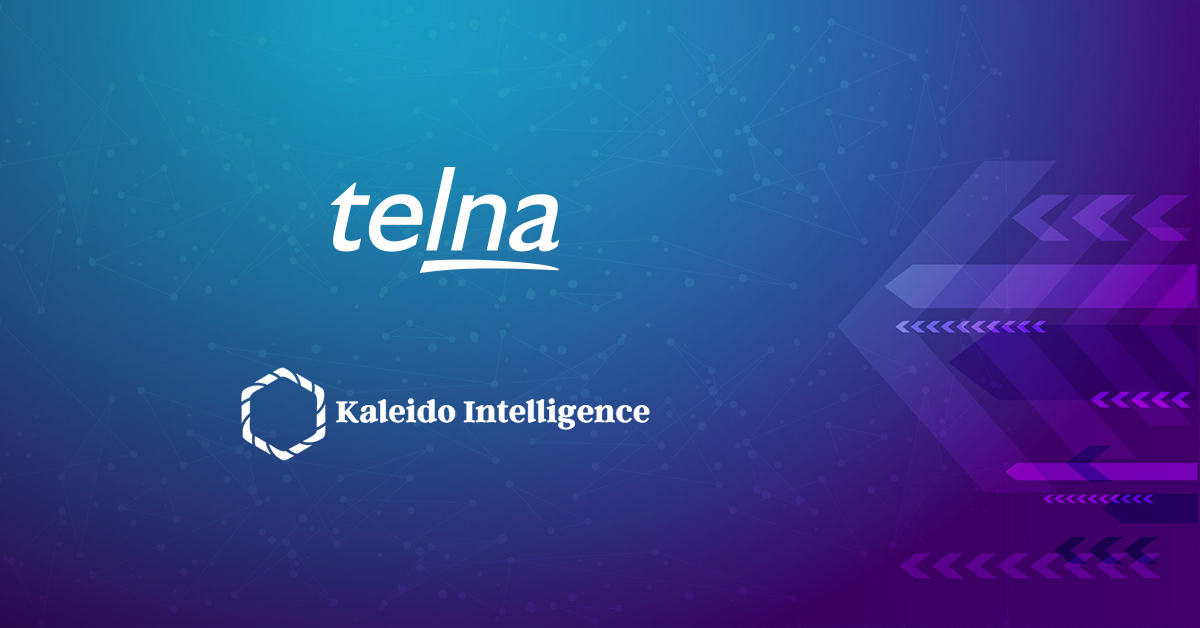 New Telna and Kaleido Intelligence research - simplifying cellular IoT