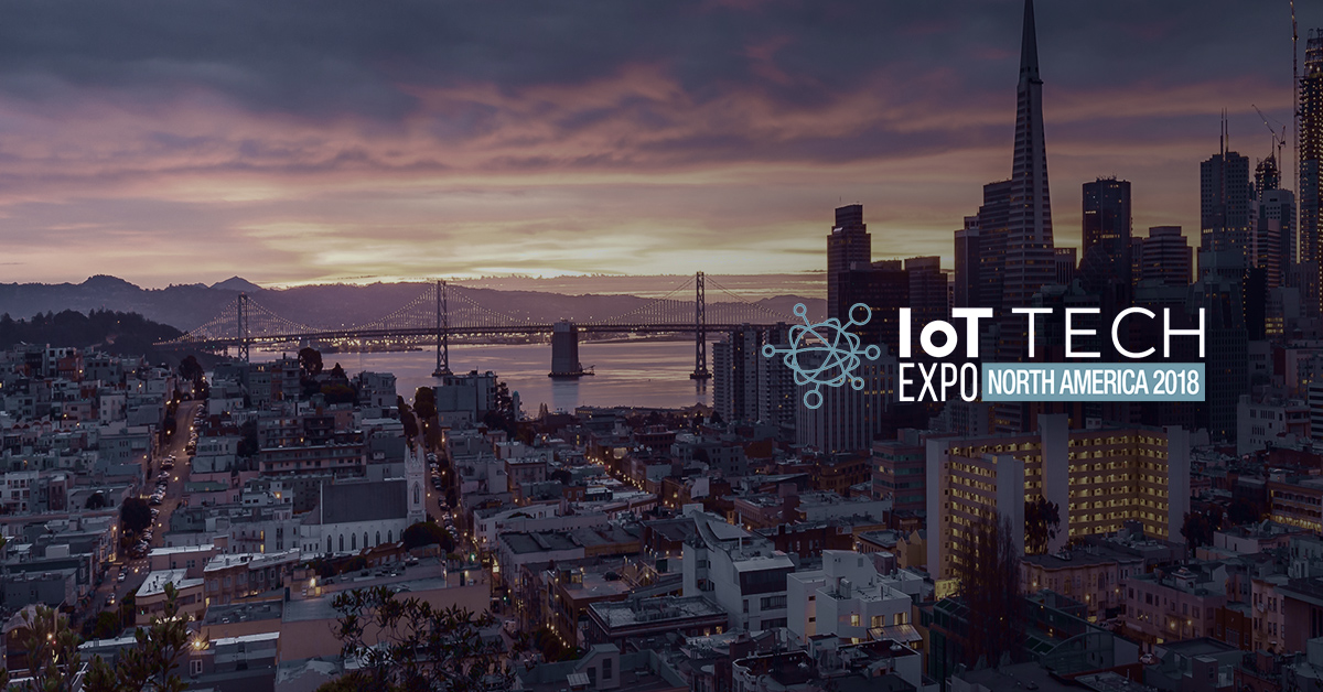 Telna's connectivity solutions at IoT Tech Expo North America