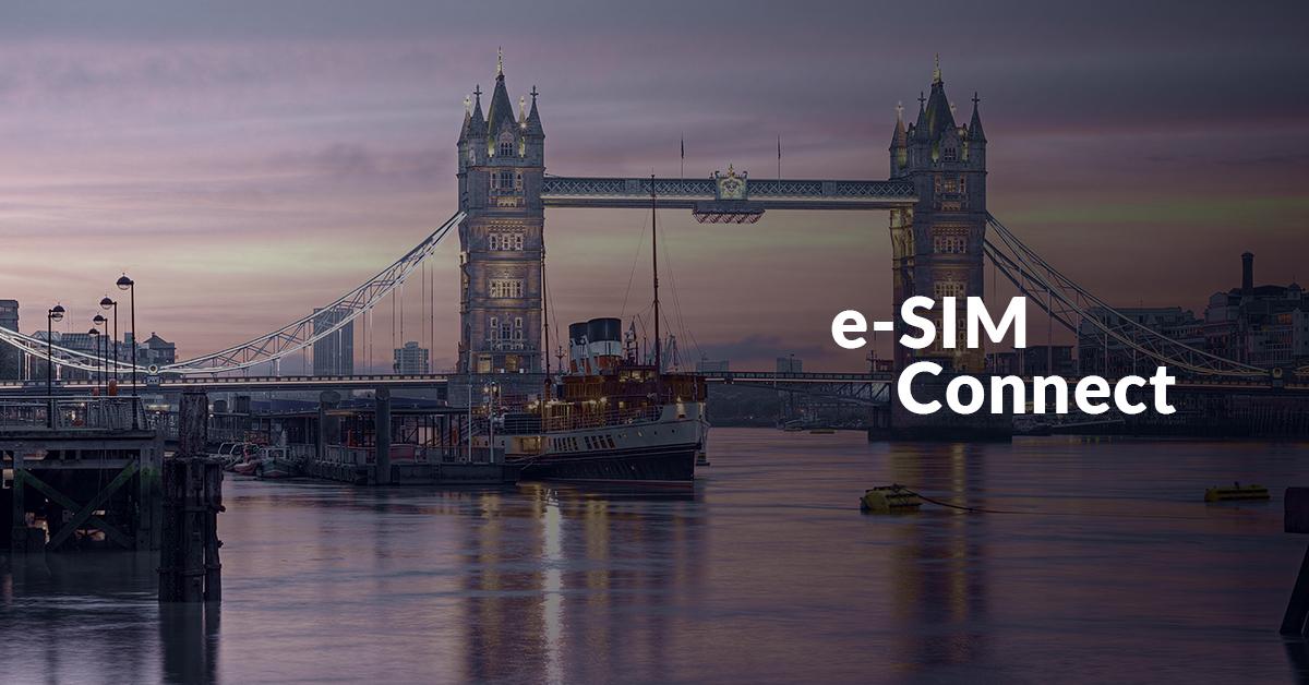 Telna CEO to speak at eSIM connect in London